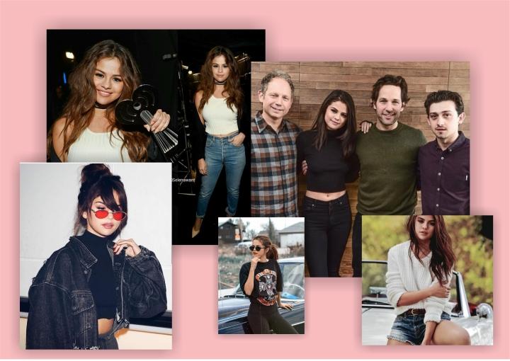 Imagens retiradas do perfil do Instagram da cantora.