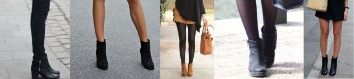 4 formas de usar bota de canocurto